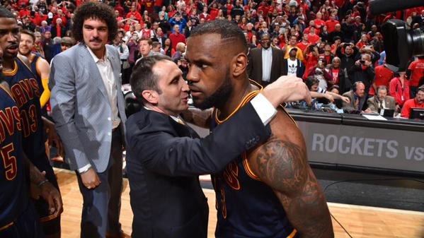 LeBron overrules David Blatt's final play, sinks GM4 game-winner at the buzzer
