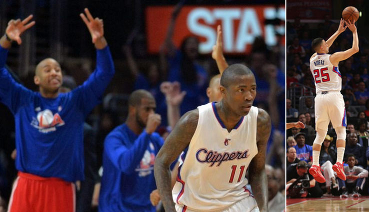 Austin Rivers & Jamal Crawford Highlights From GM4 vs the Rockets