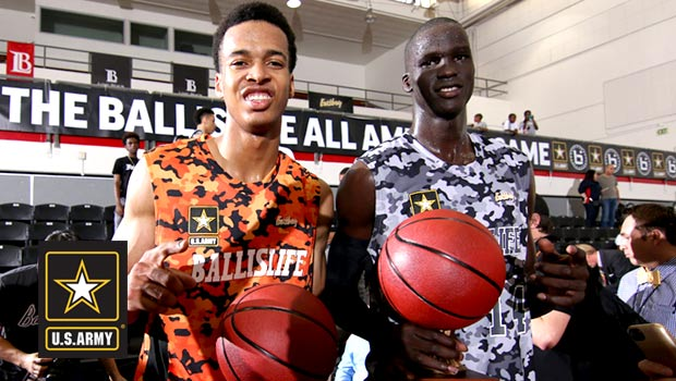 Full Game – 2015 Ballislife All-American Game Pres. by U.S. Army