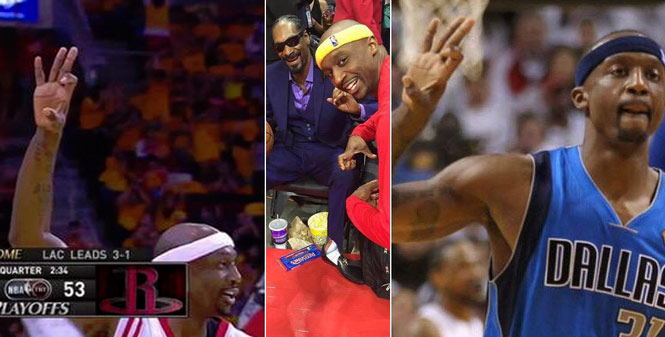 Let's Settle This…Is Jason Terry Really Throwing Up Gang Signs & Repping Crips?