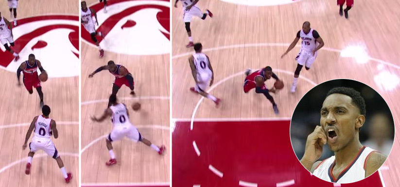 John Wall & His Nasty Crossover Returned For GM5