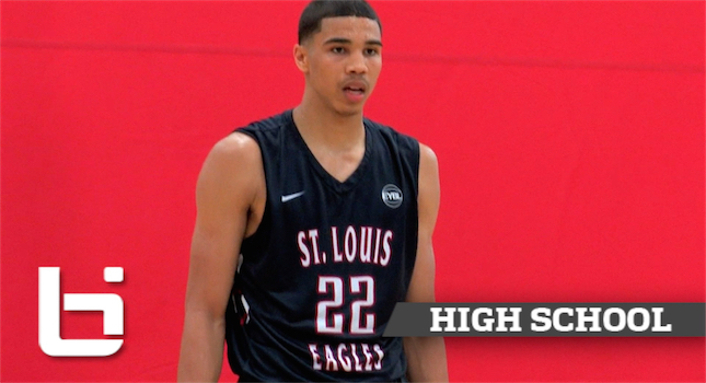 Jayson Tatum The Smoothest Game in High School? Nike EYBL Session 3 Highlights!