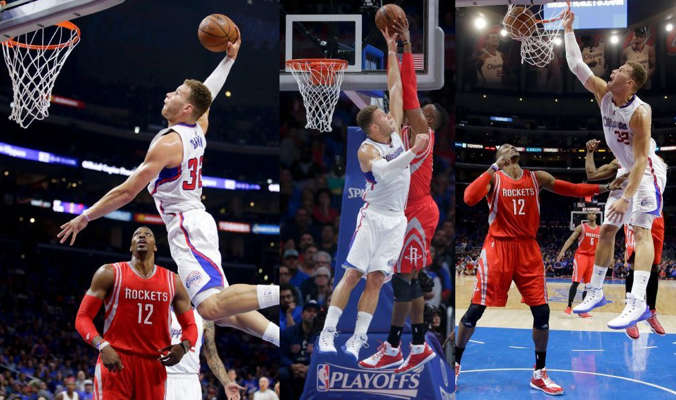 Blake Griffin's Top 5 Plays From GM6 | Hits A Crazy No-Look Reverse Layup