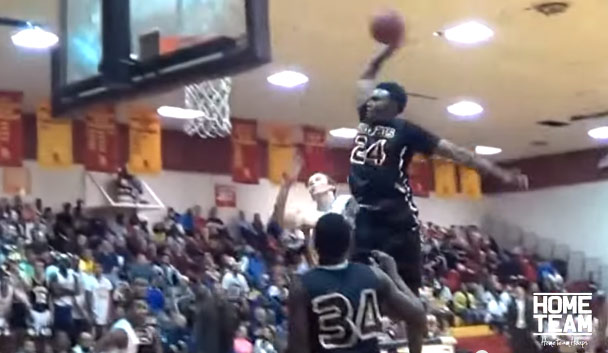 Cali Bound Jaylen Brown's Nasty Official High School Mixtape!