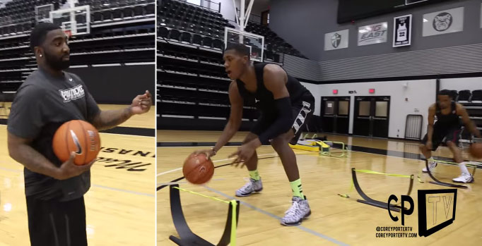 God Shammgod Trains Bryce Cotton & Kris Dunn, Gets Degree 18 years After Leaving College
