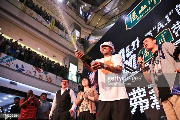 Is Coach Allen Iverson Being Held Hostage In China Because He Wont Play In Games?!