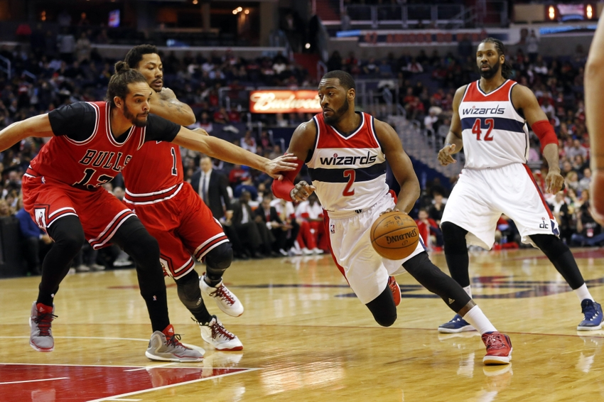 18 Minutes of John Wall's Best & Most Explosive Drives in 2014/15