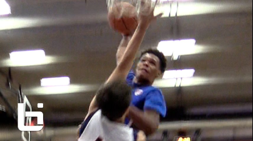 Trevon Duval POSTERIZES Defender At UA Association