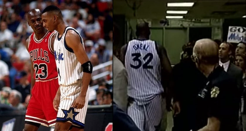 The Day the Shaq & Penny Era Died at the Hands of Michael Jordan