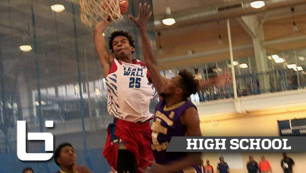 Jalen Johnson & Team Wall Invade John Wall's City & Put on a SHOW!