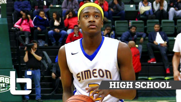 9th Grader Kezo Brown Making History at Simeon! Official Season Mixtape