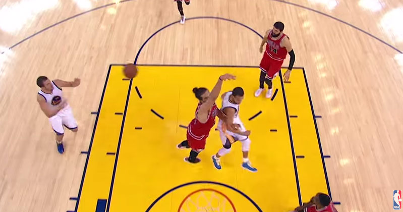 Steph Curry's Top 10 Assists of the 2014/15 Season