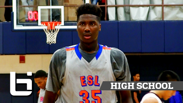 6'11 16 Year Old Jeremiah Tilmon Controls The Paint & Punishes The Rim! Official Ballislife Mixtape