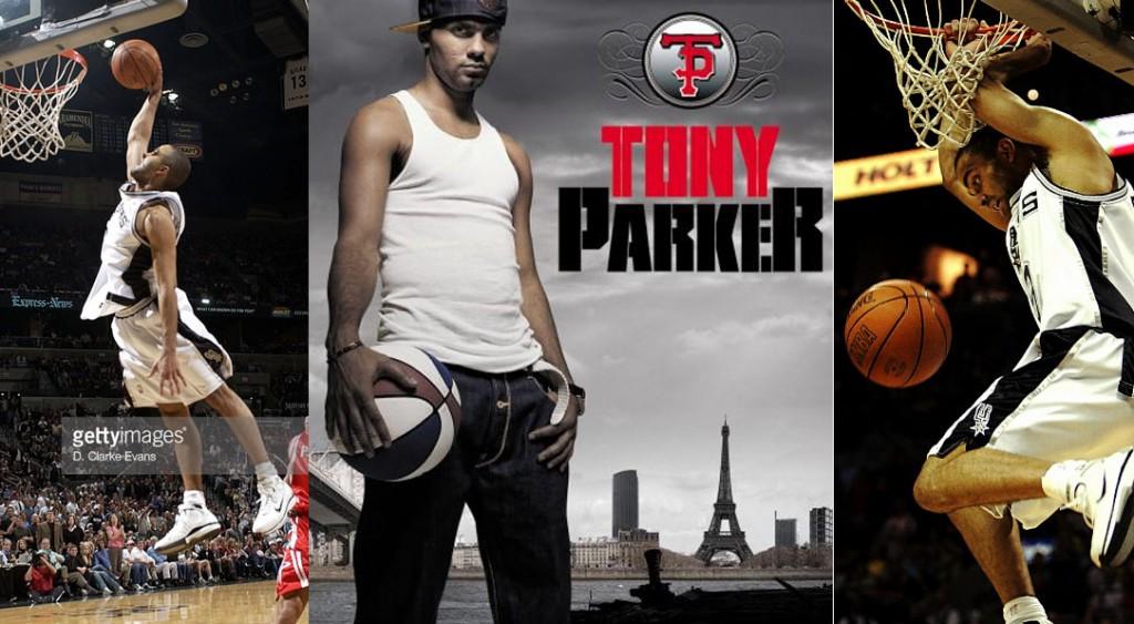 Tony Parker's Best Dunks & Rap Videos