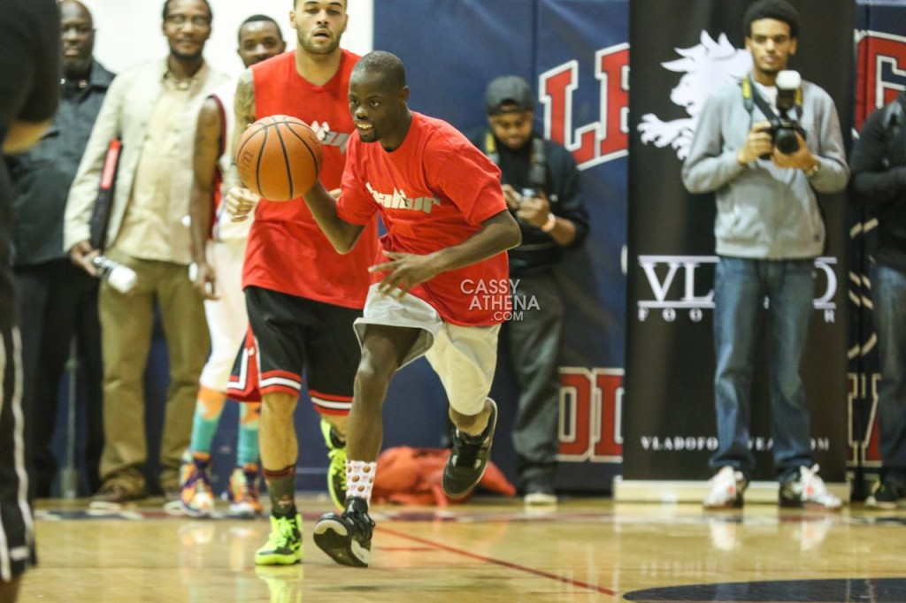 Got Heem! Welven Da Great & A-Town Play in 2nd Annual Don Benjamin Celeb Game