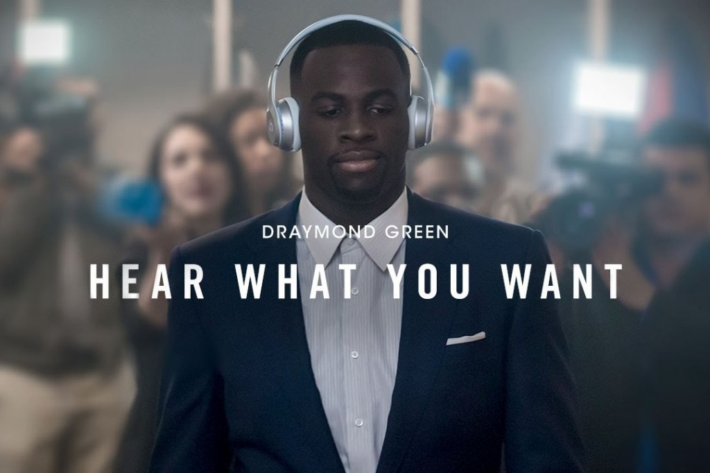 Best of Draymond Green 2014/2015 + Beats By Dre Commercial