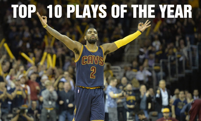 Kyrie Irving's Top 10 Plays of 2014 – 2015 Season!