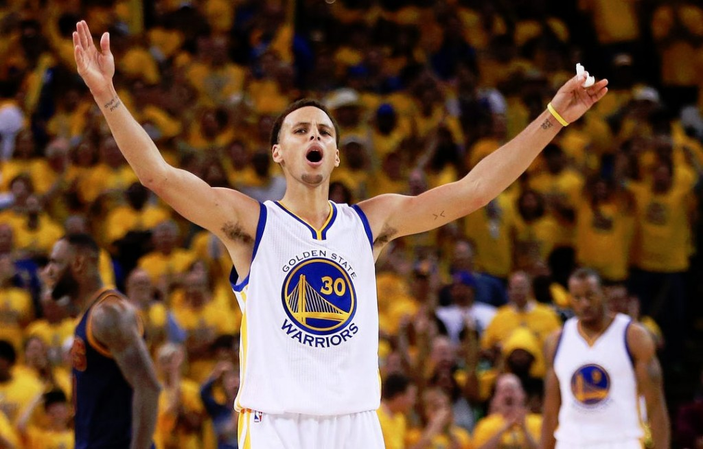 The Best Steph Curry Moments From GM1