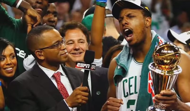 Watch The Touching Tribute to Stuart Scott That Aired During GM1 of the Finals
