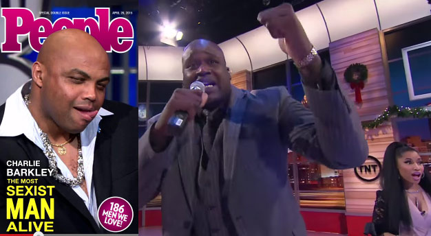 The Funniest Moments of Inside the NBA (2014/15)