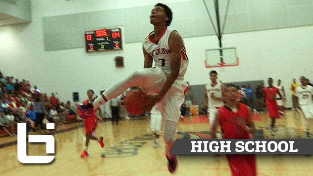 Jalen Harris & Johnson Bring #TeamWall Show to Josh Level Classic!
