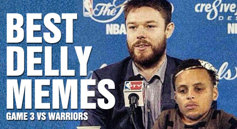 20 Funniest Matthew Dellavedova Memes After GM3 vs the Warriors