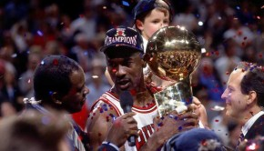 1997 NBA Finals Game 6:  Utah Jazz vs. Chicago Bulls
