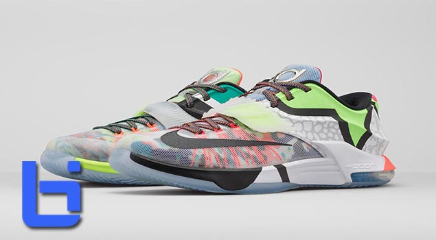 "Nike KD7 ""What The"" 