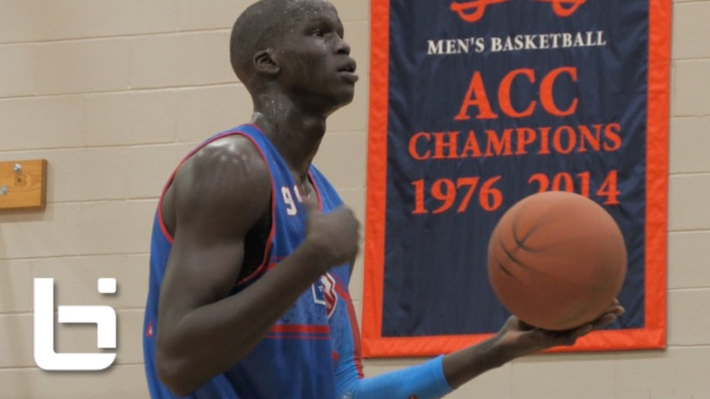 NBPA Top 100 Camp: Thon Maker to Remain in 2016 class!