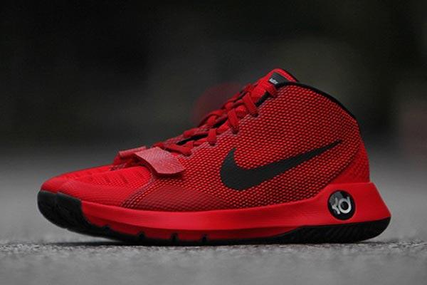 Nike KD Trey 5 III Red Black - Ballislife.com 6c5dcf4e6a
