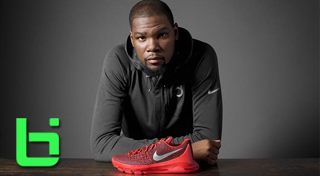 Kevin Durant discusses KD 8 in NEW Nike News Podcast