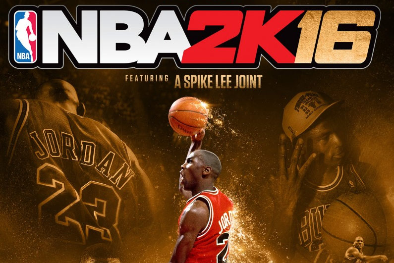 NBA 2k16 Special Edition Is a Must For Michael Jordan Fans