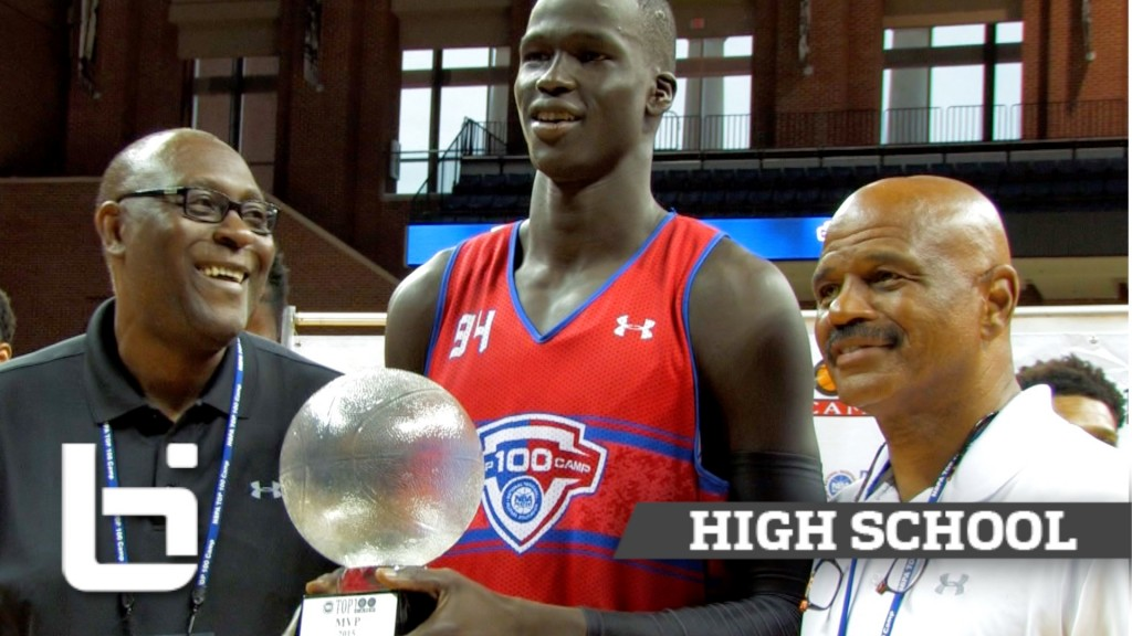 NBPA Top 100 Camp Mixtape: Thon Maker, Omari Spellman, Edrice Adebayo & Trevon Duval Lead Top Performers!