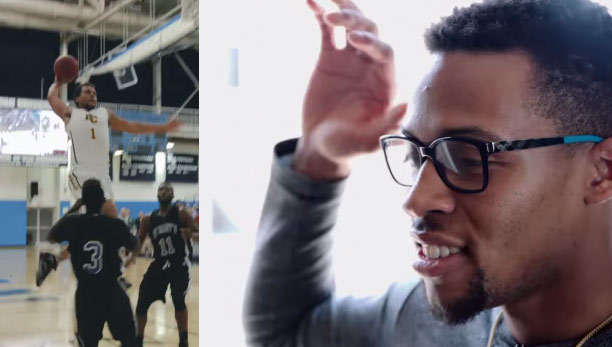 Isaiah Briscoe Series Episode 2: Pressure Is Not In My Vocabulary