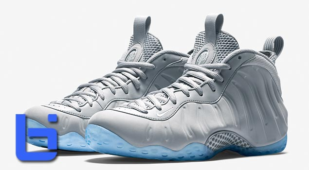 "Nike Air Foamposite ""Grey Suede"""