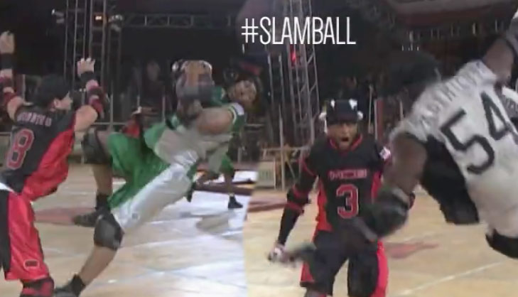 Top 10 Brutal Hits in SlamBall
