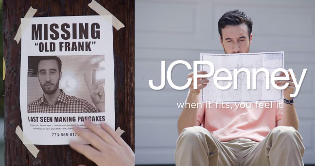Frank Kaminsky's JCPenny Commericals?!