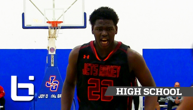Massively Skilled 15 yr old Carteare Gordon is Massive! 6'7 250lb PF Outplays & Outworks Competition! (St Louis, MO)