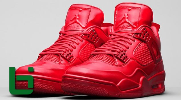 "Air Jordan 11LAB4 ""Red"""