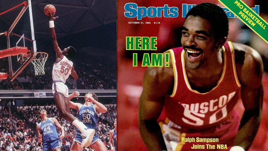 Ralph Sampson Career Retrospective: 7'4 who could run, jump & shoot!