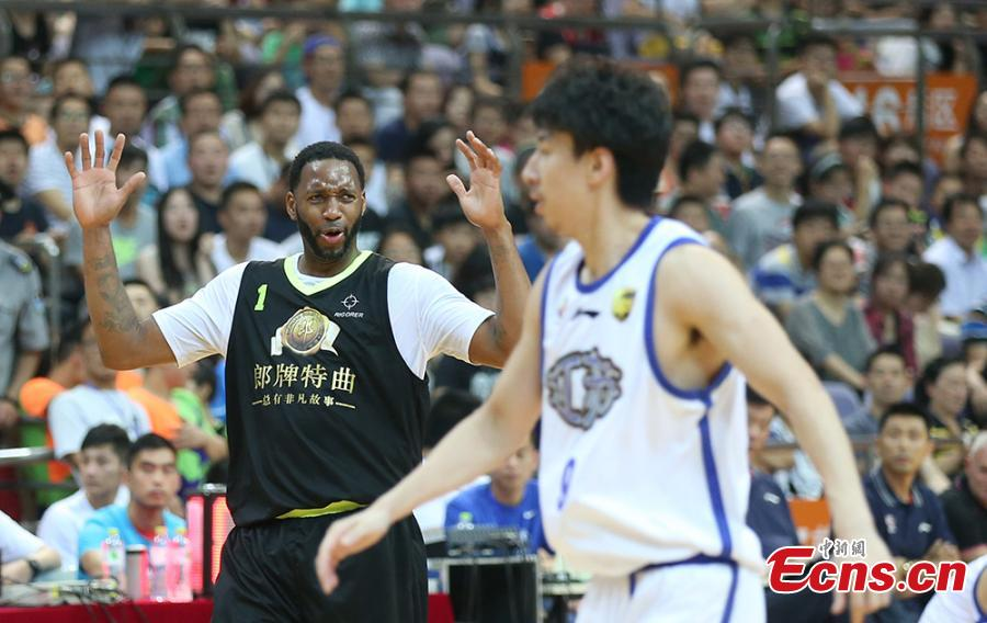 Tracy McGrady's Final Tour in China, Still Has A Deadly Jumper