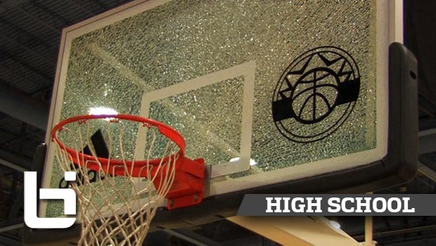 Rising 10th Grader Drew Tuazama Shatters Backboard at Adidas Summer Championships!