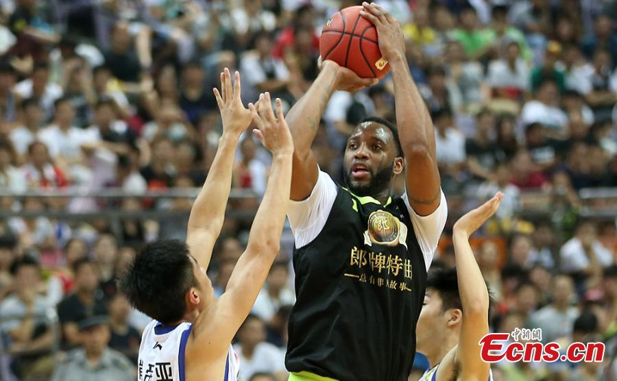 Best Highlights From Tracy McGrady's Comeback Tour in China