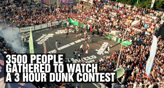 Kings of Air Contest Movie: This Is Why The Ghetto Games' 3 Hour Long Dunk Contest Is The Most Insane Ever