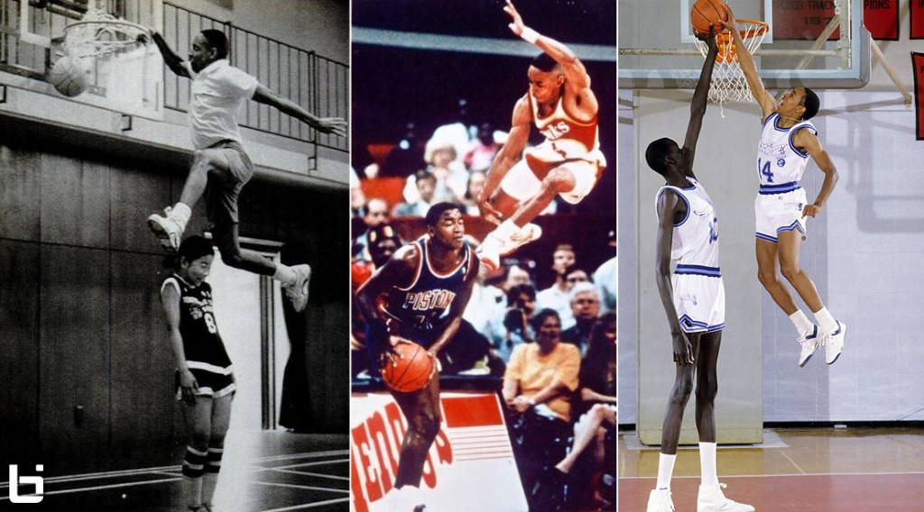 5 Surprising Things You Didn't Know About The Underrated Player (Not Dunker) Spud Webb