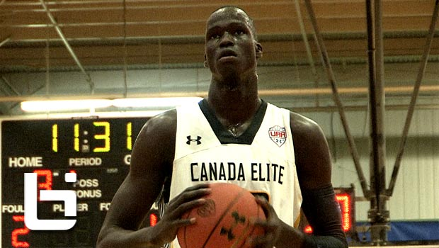 Thon Maker & Marcus Ottey Lead Canada Elite To UAA Championship Game