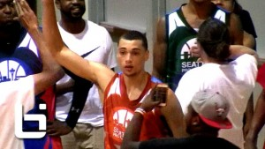 Ballislife | Zach LaVine 49 Points