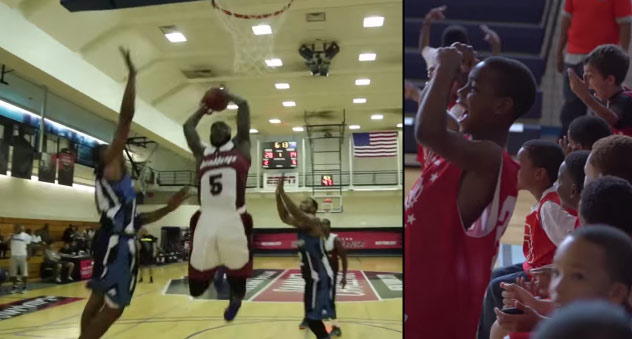 Top 10 Dunks From the BallUp Million Dollar Summer Challenge