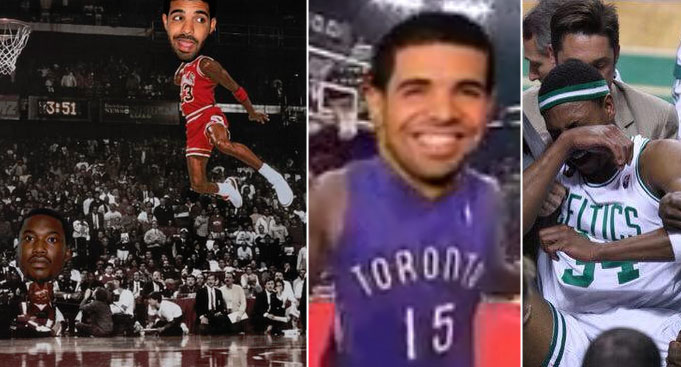 Best Basketball Related Responses to Drake's Latest Diss Track at Meek Mill (Back to Back)