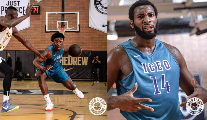 Stanley Johnson Scores 31, Andre Drummond Makes His Drew League Debut